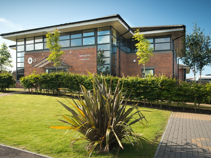 DP&L Travel Head Office, Dundee