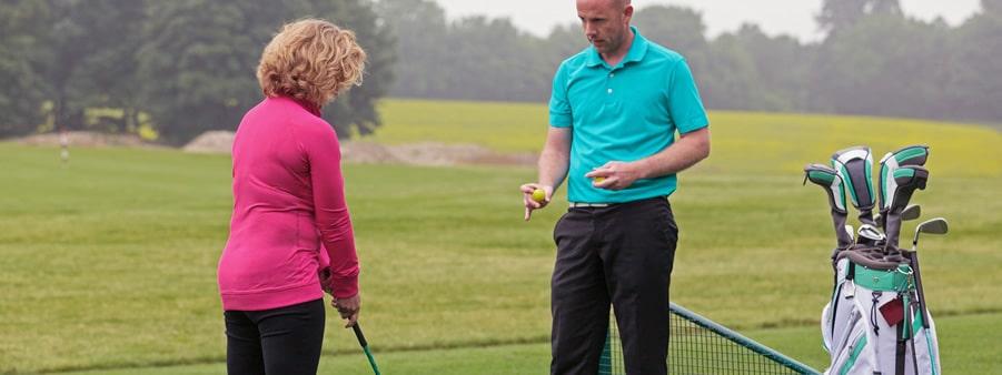 golf academies and coaches