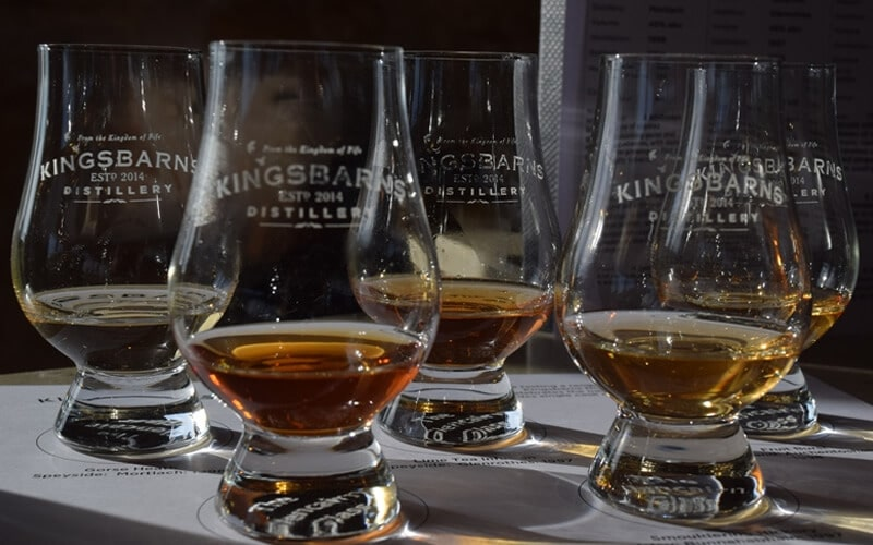 Kingsbarns Whisky Glasses