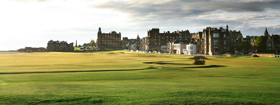 St Andrews & Turnberry Golf Pack