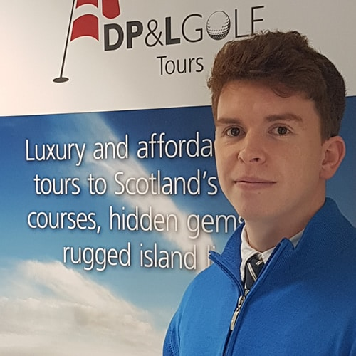 Matthew Coffey - DP&L Golf
