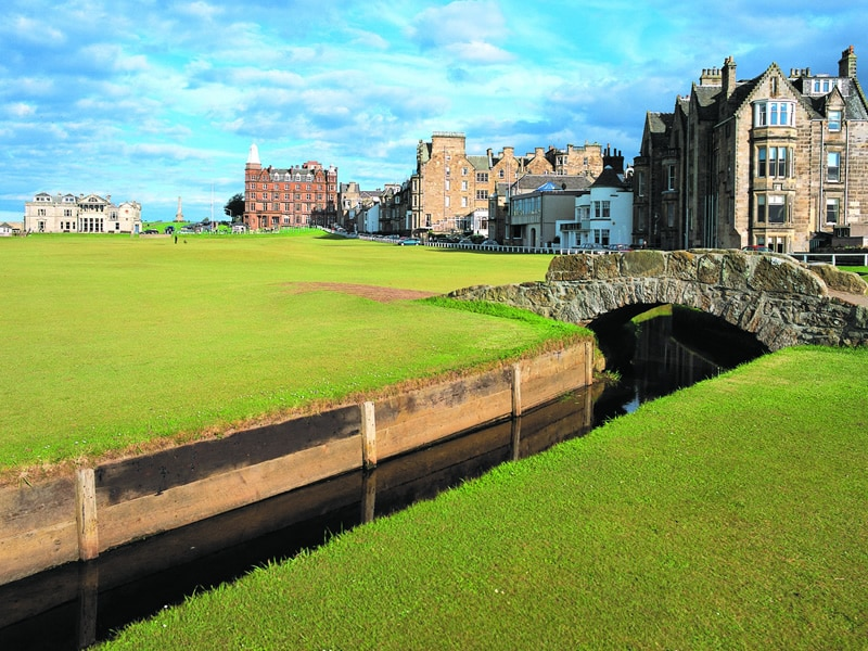 How to play the old course
