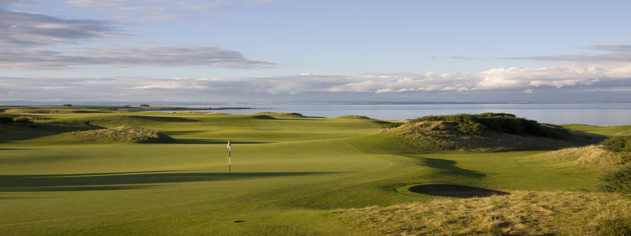 Kingsbarns 5th Green